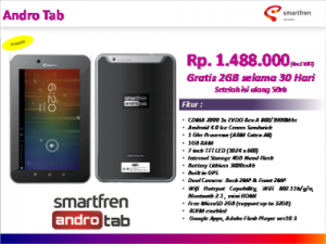 andro tab